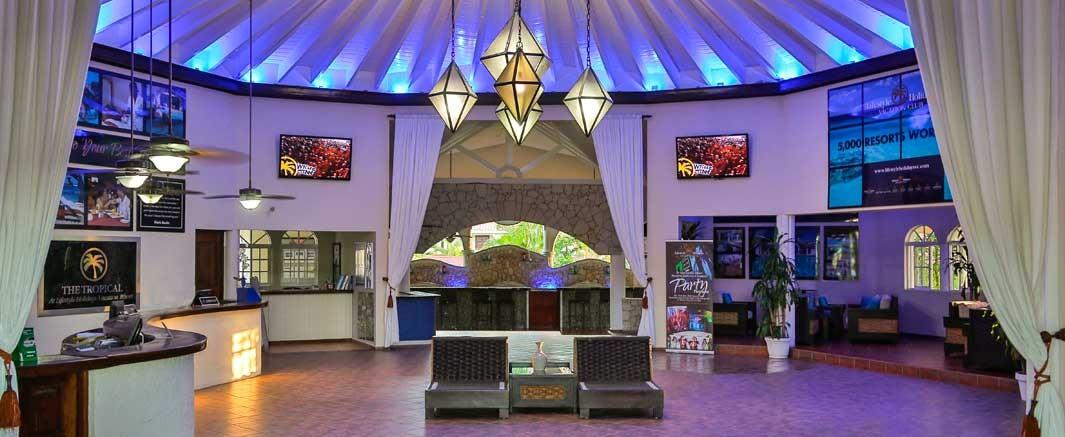 The Tropical Lobby