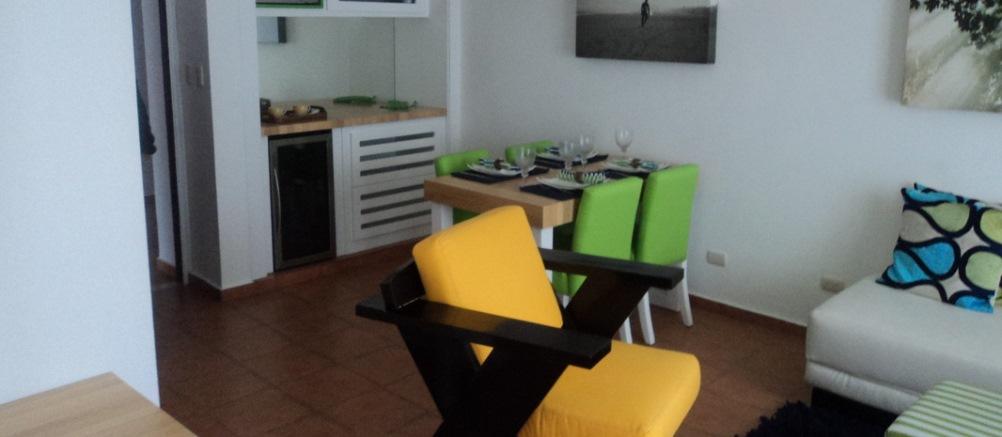 Dream Suites Costa Dorada Suite's Livingroom