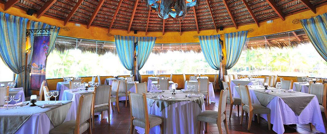 Dream Suites Costa Dorada Dinning