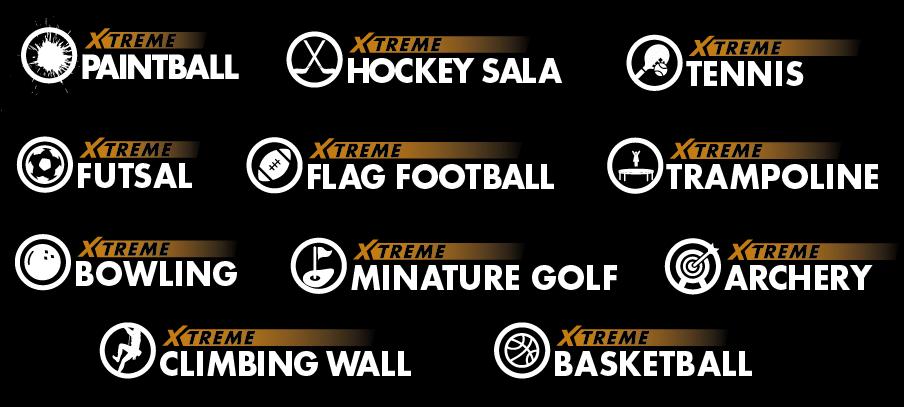 Xtreme Zone - Activities
