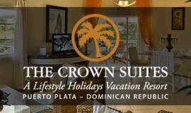 The Crown Suites Logo
