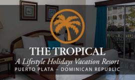 The Tropical Logo